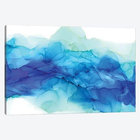 Ocean Tides Canvas Print #EZK27} by Elizabeth Karlson Canvas Artwork