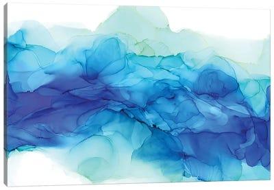 Ocean Tides Canvas Art Print