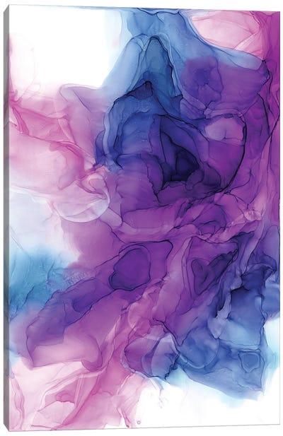 Purple Power III Canvas Art Print