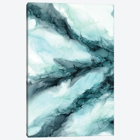 Riptide I Left Canvas Print #EZK37} by Elizabeth Karlson Canvas Art Print