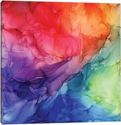 Roygbiv Canvas Art Print