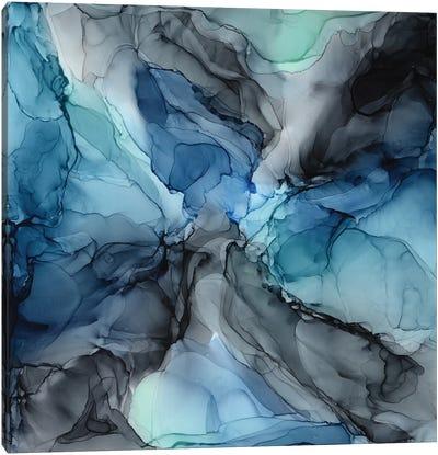 Sea Cave Canvas Art Print