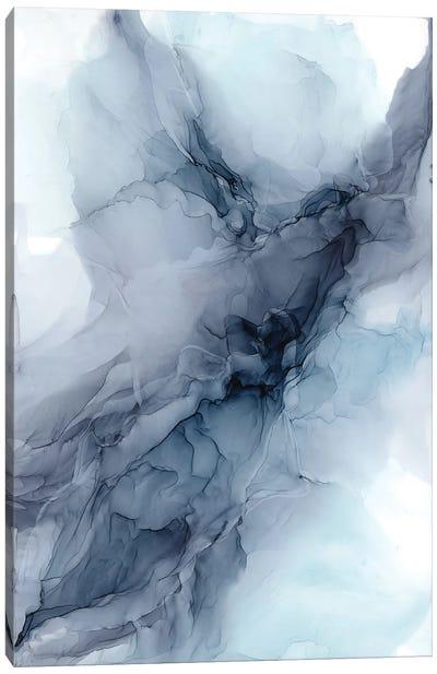 Sky And Gray Canvas Art Print