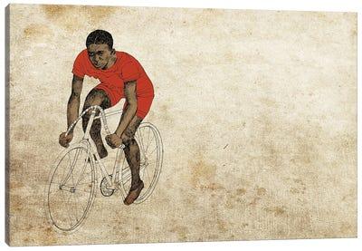 Red, 2014 Canvas Art Print
