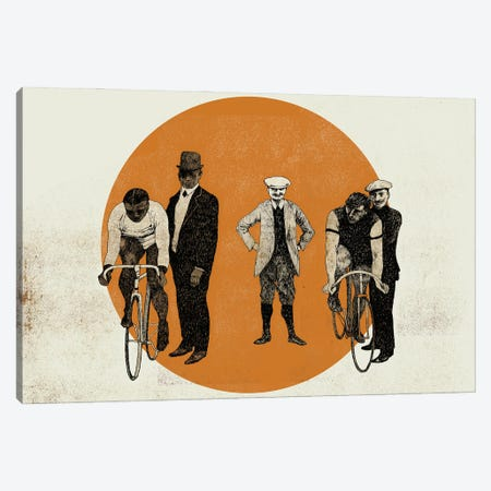 Old Time Trial, 2014 Canvas Print #EZS8} by Eliza Southwood Art Print