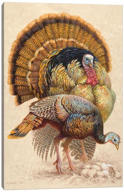 Franklin's Choice Canvas Art Print