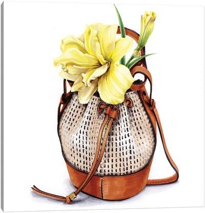 Loewe Bag Canvas Art Print