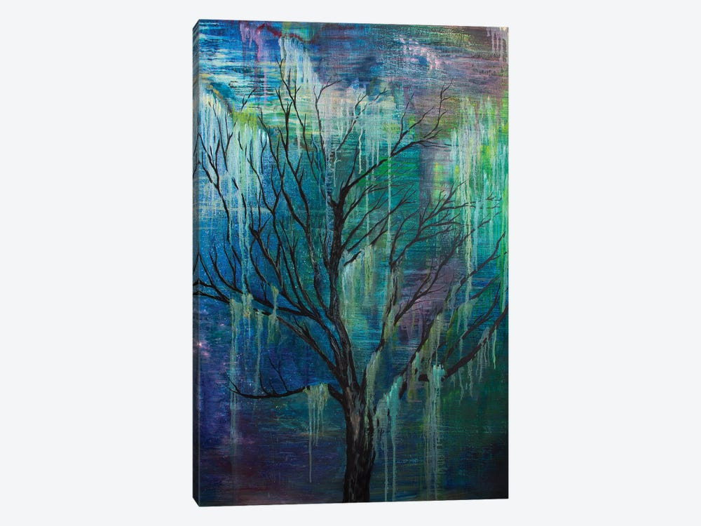 Enchanted Tree by Michelle Faber 1-piece Canvas Art