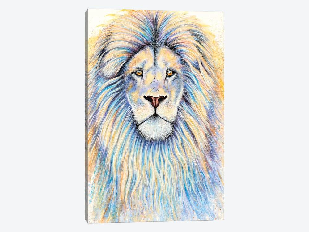 Leo The Lion by Michelle Faber 1-piece Canvas Art Print