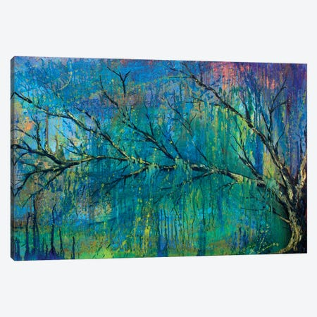 Prelude To Spring Tree 3-Piece Canvas #FAB41} by Michelle Faber Canvas Artwork