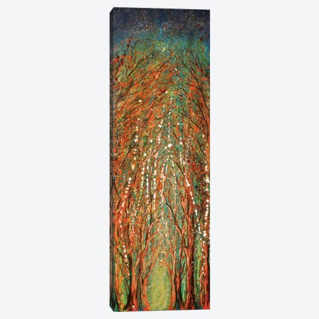 The Wildwood Forest Canvas Print #FAB55} by Michelle Faber Canvas Wall Art
