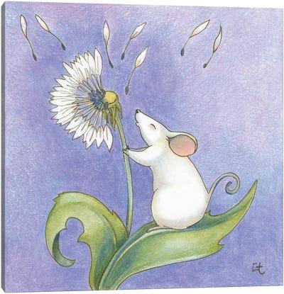 Little Wishes Canvas Art Print