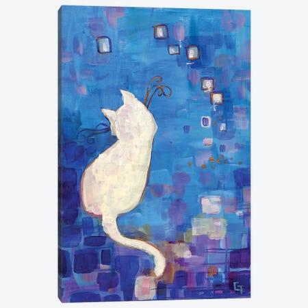 Constellation Canvas Print #FAI1} by Might Fly Art & Illustration Canvas Art Print