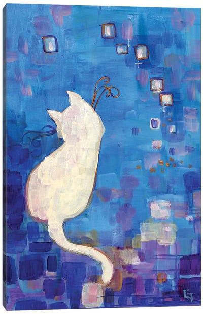 Constellation Canvas Art Print
