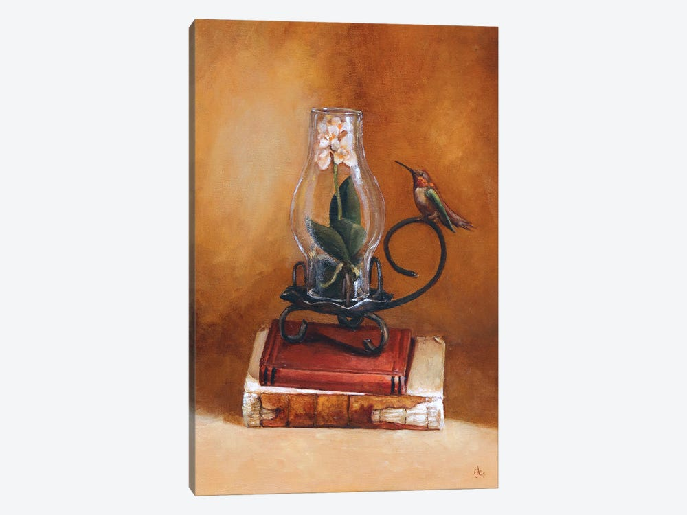 Persistence by Might Fly Art & Illustration 1-piece Canvas Art Print