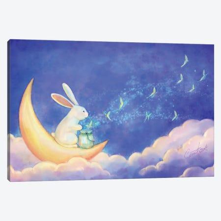 Dreams Canvas Print #FAI61} by Might Fly Art & Illustration Canvas Art Print