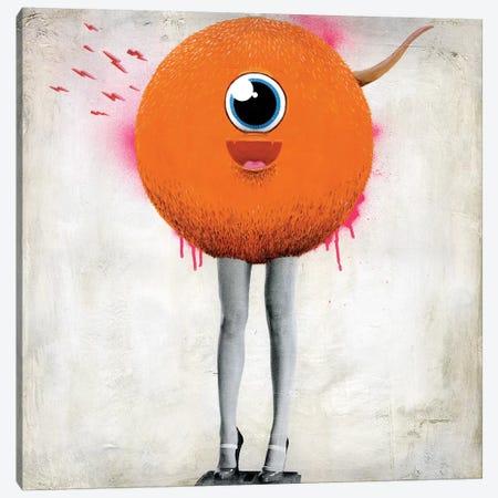 Eye Spy Canvas Print #FAM13} by Famous When Dead Canvas Artwork