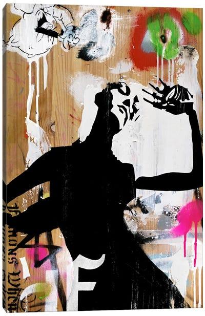 Hot New Decay Canvas Art Print