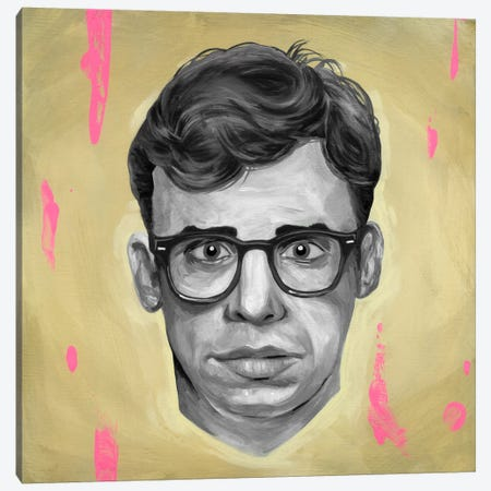 Moranis Canvas Print #FAM53} by Famous When Dead Canvas Artwork