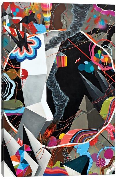 7 Canvas Art Print