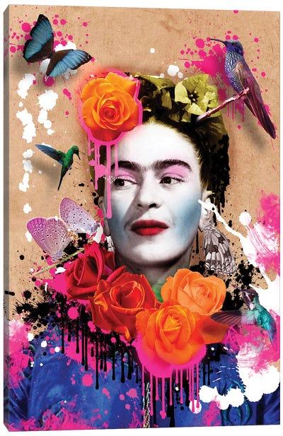 Frida Khalo Canvas Art Print