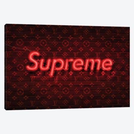 Supreme X LV Canvas Print #FAR30} by Frank Amoruso Canvas Print
