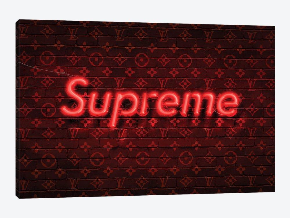 Supreme X LV by Frank Amoruso 1-piece Canvas Print
