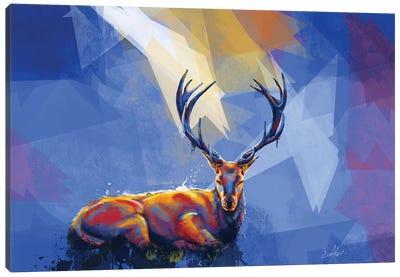 Meadow Trance Canvas Art Print