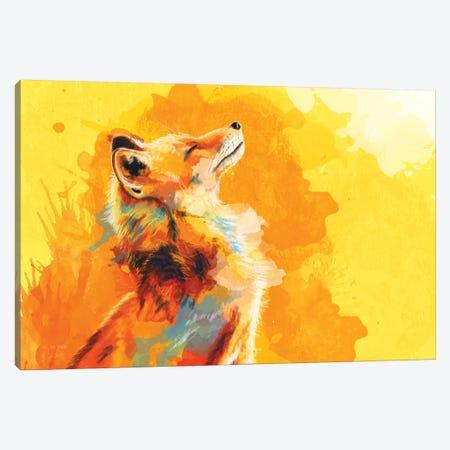 Blissful Light Canvas Print #FAS22} by Flo Art Studio Canvas Art Print