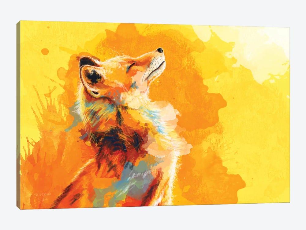 Blissful Light by Flo Art Studio 1-piece Canvas Art Print