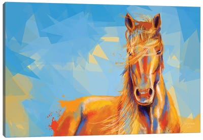 Obedient Spirit Canvas Art Print