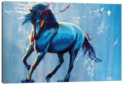 Wild Elegance Canvas Art Print