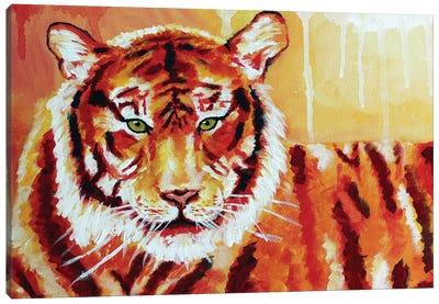 Burning Bright Canvas Art Print