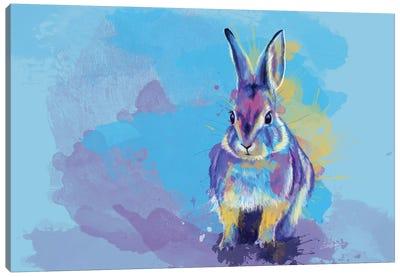 Bunny Dream Canvas Art Print