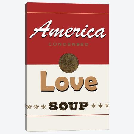 Love Soup Canvas Print #FAU135} by Eric Fausnacht Canvas Artwork