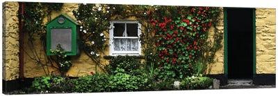 Irish Farmhouse Canvas Art Print