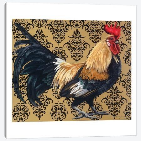 Bantam Single Comb Dutch Canvas Print #FAU3} by Eric Fausnacht Canvas Wall Art