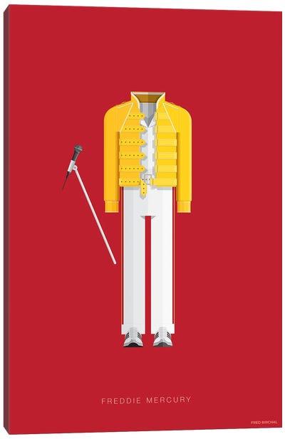 Freddie Mercury Canvas Art Print