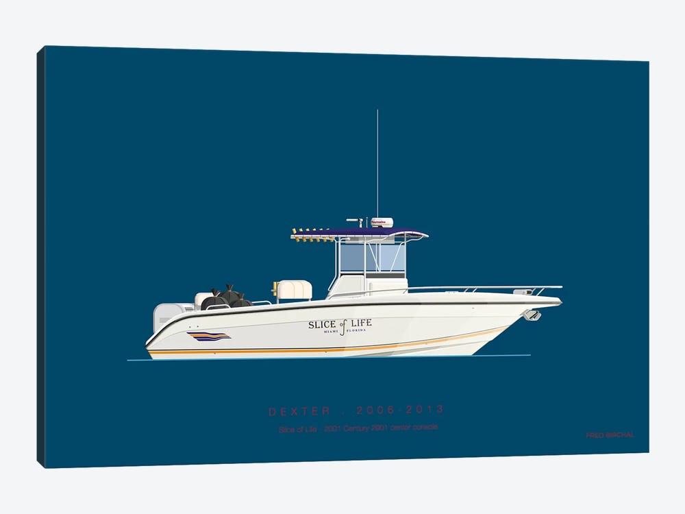 On Board II by Fred Birchal 1-piece Art Print