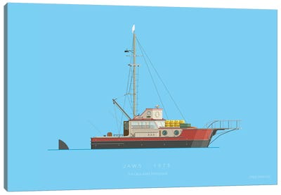 On Board V Canvas Art Print