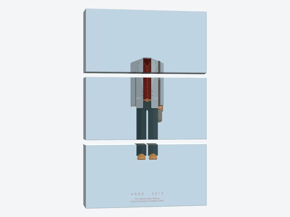 Argo by Fred Birchal 3-piece Art Print