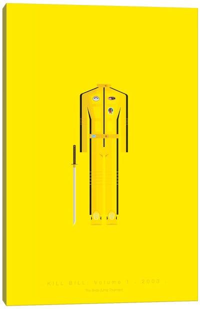 Famous Hollywood Costumes Series: Kill Bill II Canvas Print #FBI51