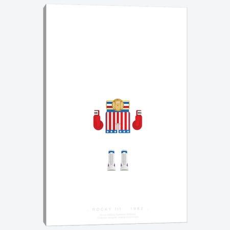 Rocky I Canvas Print #FBI62} by Fred Birchal Art Print