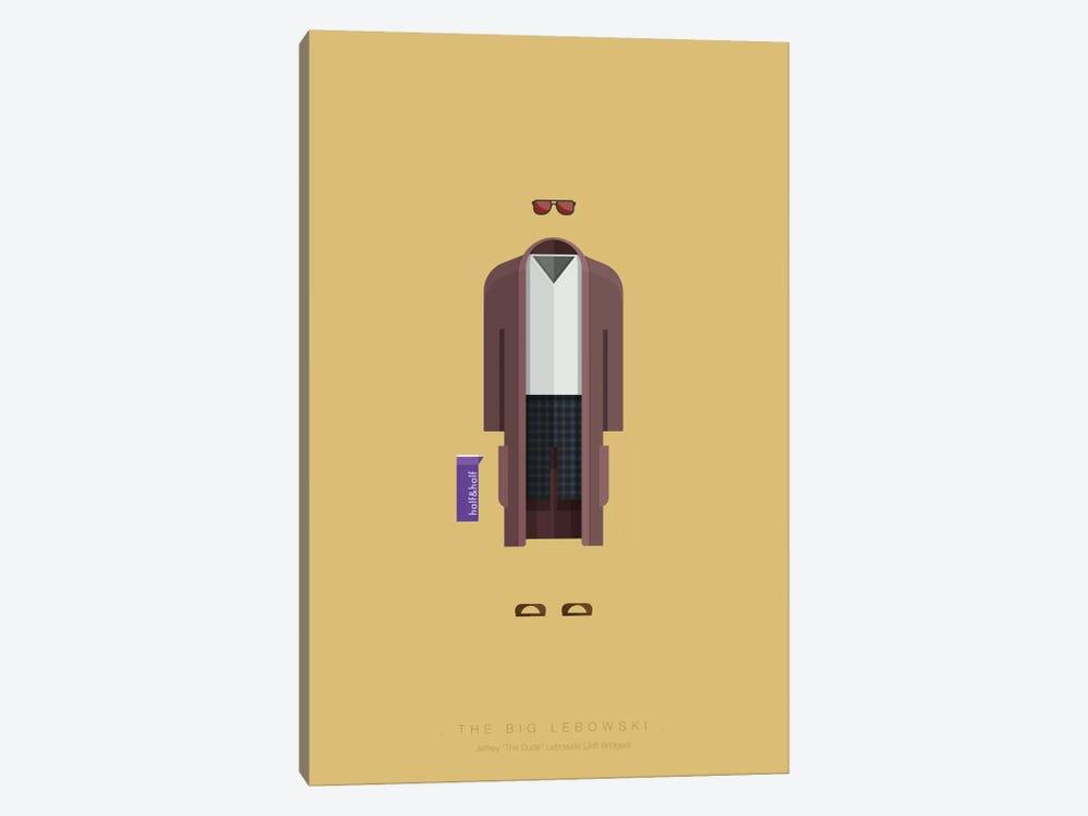 The Big Lebowski by Fred Birchal 1-piece Art Print