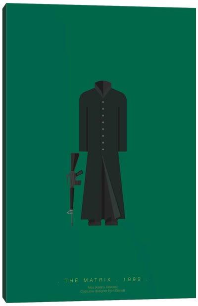 The Matrix I Canvas Art Print