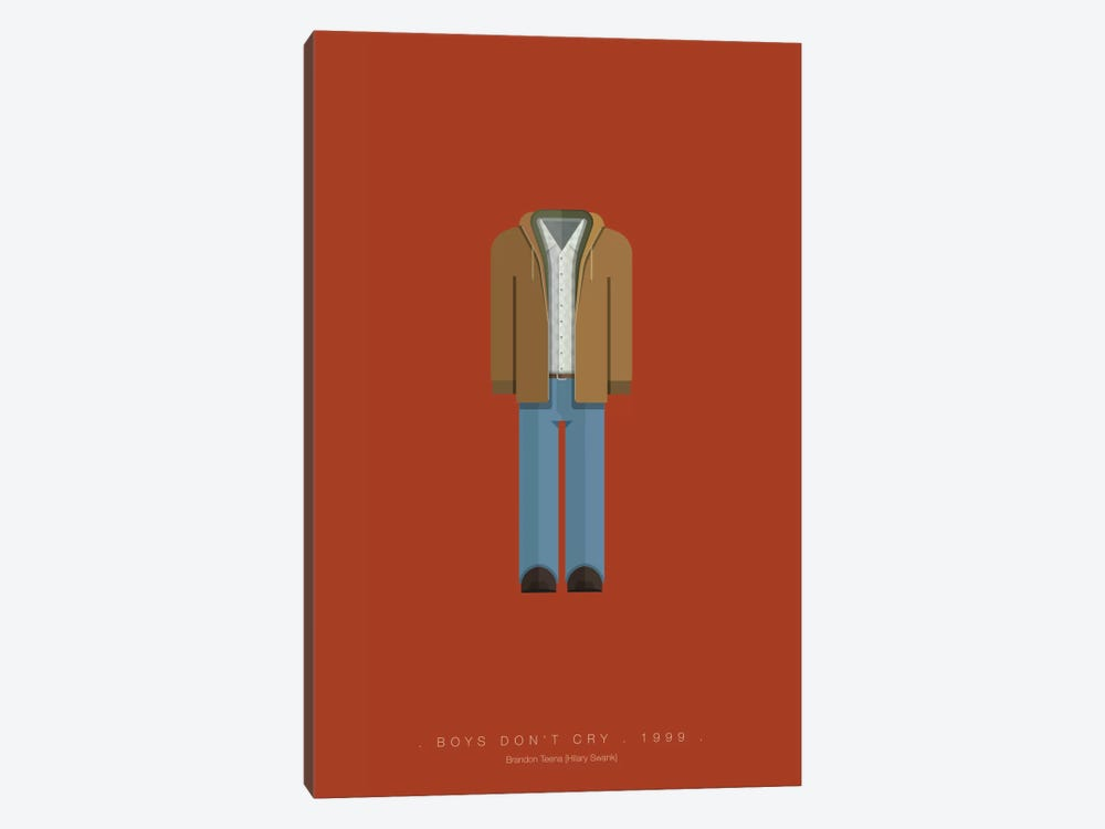 Boys Don't Cry by Fred Birchal 1-piece Art Print
