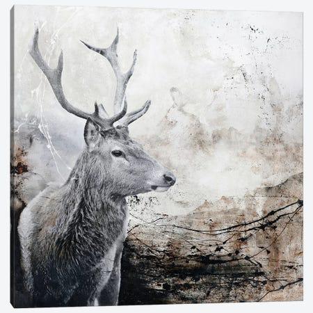 Outbreak Canvas Print #FBK101} by Design Fabrikken Canvas Wall Art