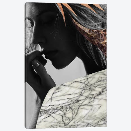 Phase Two Canvas Print #FBK108} by Design Fabrikken Canvas Wall Art