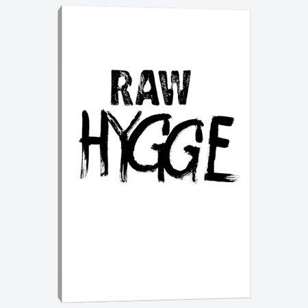 Raw Hygge Canvas Print #FBK116} by Design Fabrikken Canvas Wall Art