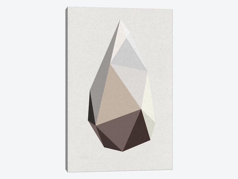 Rock I by Design Fabrikken 1-piece Canvas Wall Art